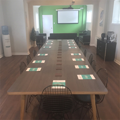 The Spill Training Academy Conferance Room